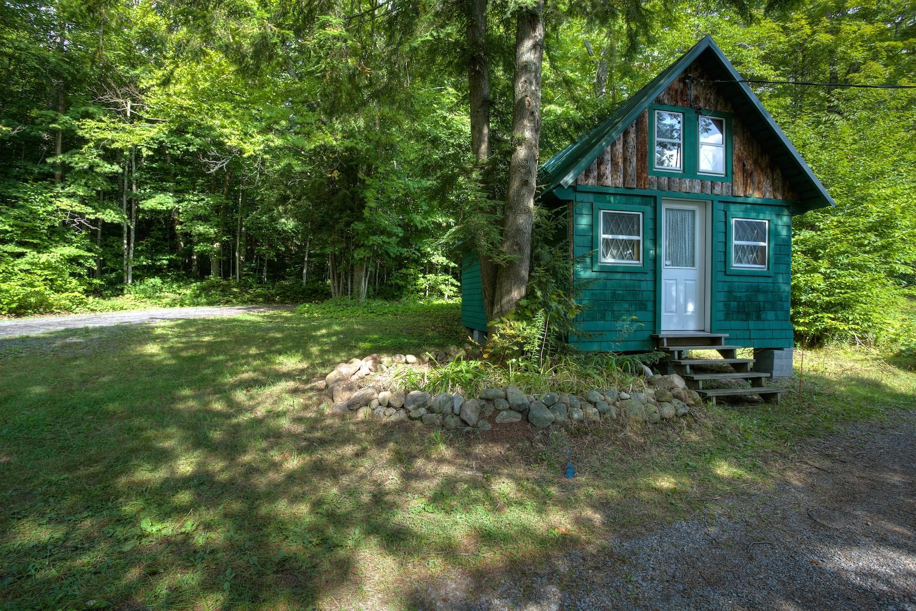 ny adirondacks cabin cabins hillock facilities moose rentals